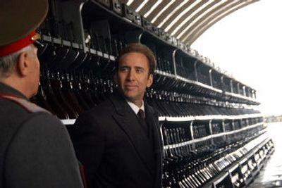 Nicolas Cage stars as Yuri Orlov, a wily arms dealer in
