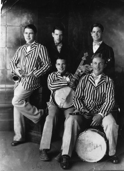 Bing Crosby's group the Musicaladers.