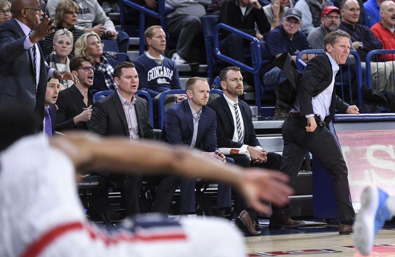 Gonzaga-San Diego postgame interview: Gonzaga coach Mark Few