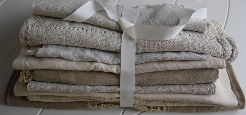 Treasure Hunting: Vintage linens are beautiful and durable. (Cheryl-Anne Millsap / Photo by Cheryl-Anne Millsap)