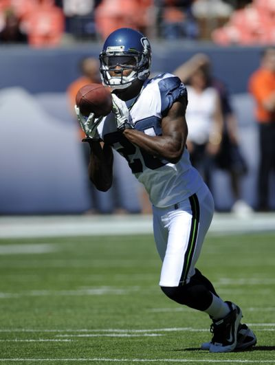 Walter Thurmond will see action against the Broncos. (Associated Press)