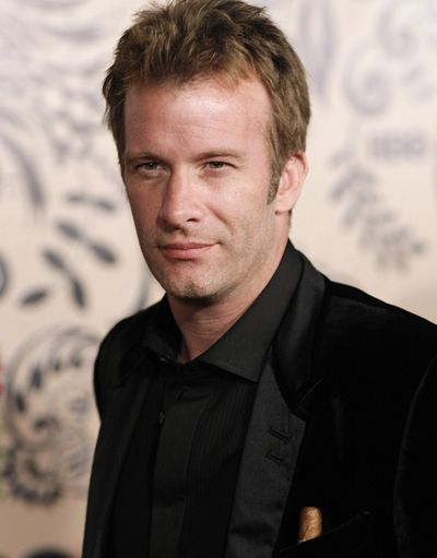 "Thomas Jane offers some kind words about Spokane in the DVD release of ""Give 'em Hell Malone.""  (Associated Press)"