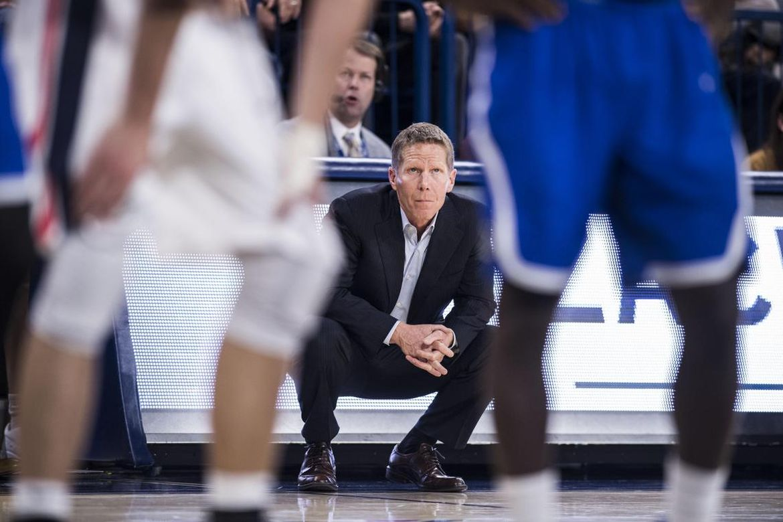 Gonzaga-Creighton postgame interview: Gonzaga coach Mark Few