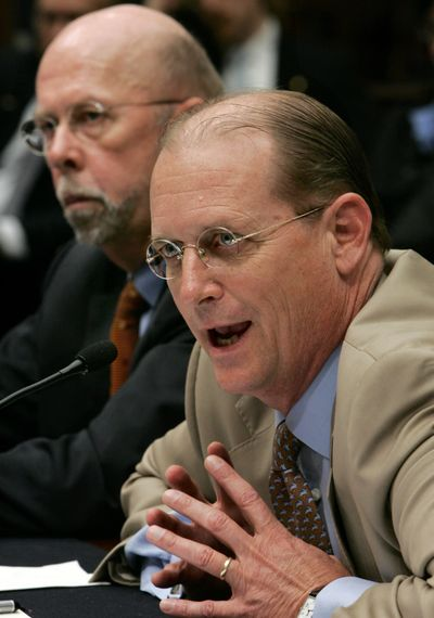 Richard Anderson is CEO of Delta Air Lines.  (File Associated Press)