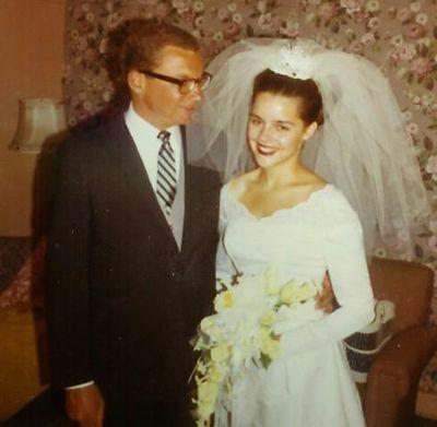 C. Richard (Dick) and Carol Wendle (Courtesy of family)