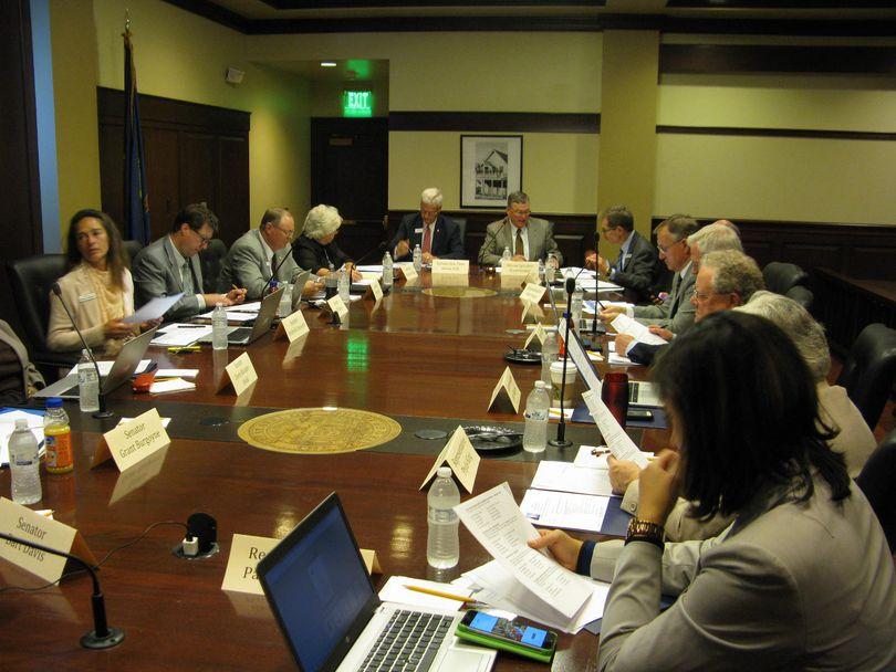 Legislative Council meets on Tuesday morning (Betsy Z. Russell)