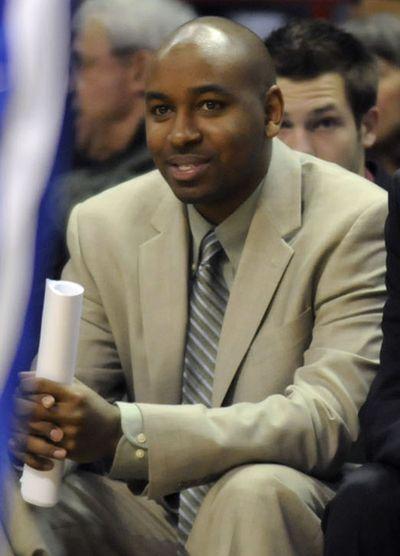 Curtis Allen, an assistant under former WSU coach Ken Bone, will return to the WSU bench under new coach Ernie Kent. (Dan Pelle)
