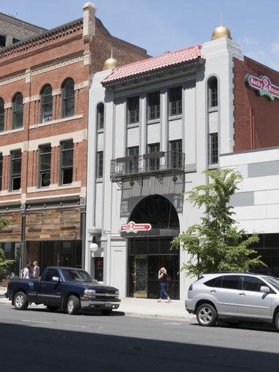 Rocky Rococo Pizza in downtown Spokane on Wednesday, June 7, 2017.  (Jesse Tinsley/The Spokesman-Review)