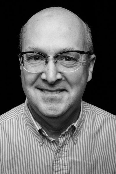 Chris Cook is Spokane's poet laureate.  (Dean Davis Photography)
