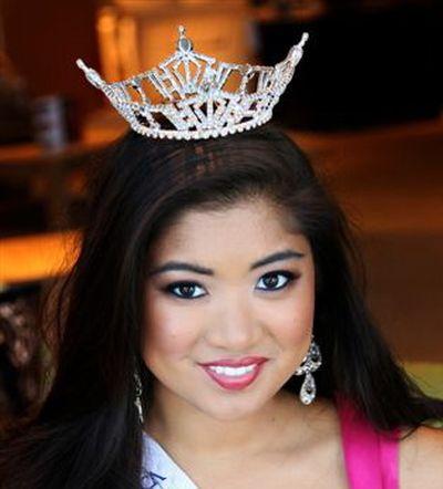 Jean-Sun Hannah Ahn, Miss Seattle 2012
