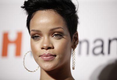 Rihanna (Associated Press / The Spokesman-Review)