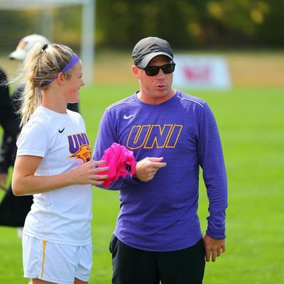 Jeremy Clevenger will take over as Idaho women's soccer head coach after his successful tenure with Northern Iowa. (University of Idaho / Courtesy)