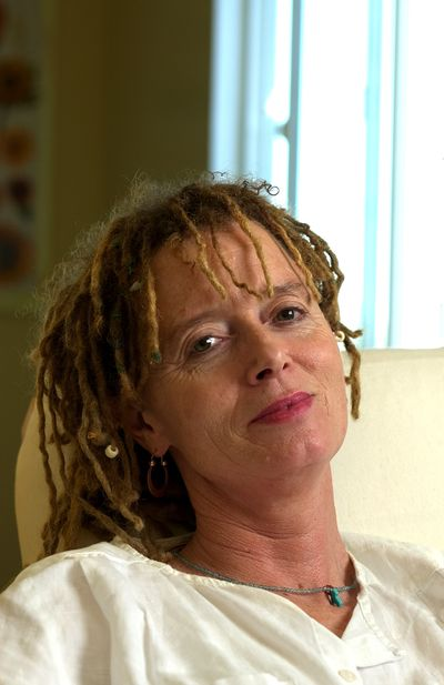 """Anne Lamott: """"All day every day there are blessings."""""""