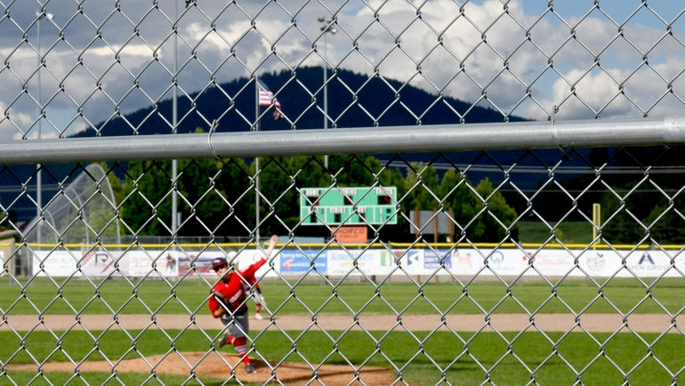 Thorco Field in Coeur d'Alene is among the many host sites for the Wood Bat Classic, which begins Friday.  (Kathy Plonka/The Spokesman-Revie)