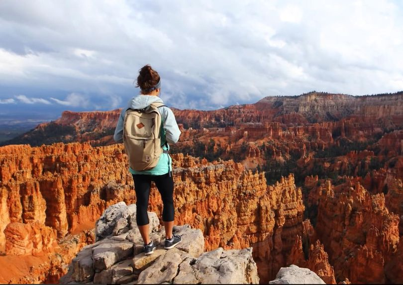 Southern Utah, with numerous national parks, is a hit with college students. (Southern Utah University)