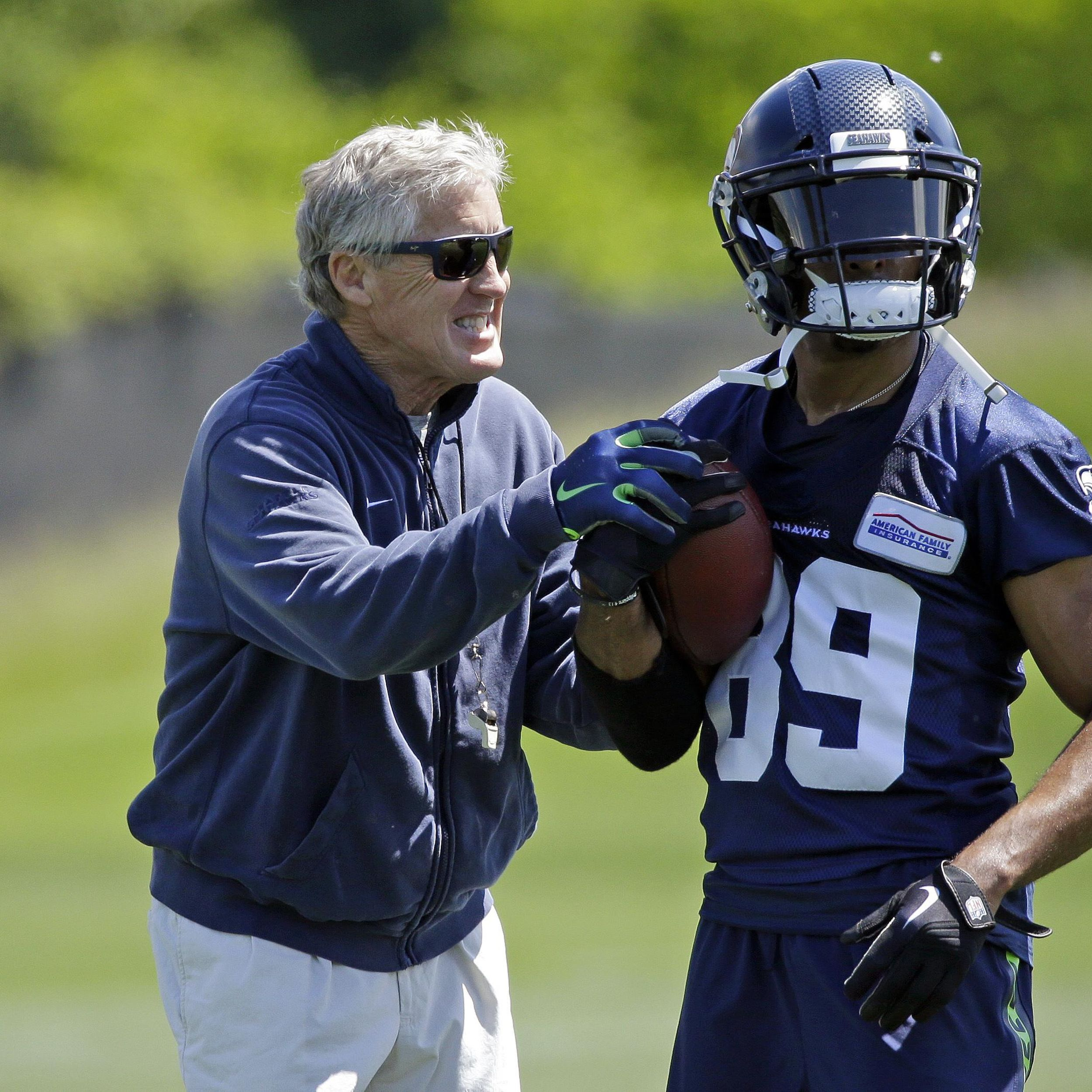 Pete Carroll Says Colin Kaepernick A Starter Just Not With Seahawks The Spokesman Review