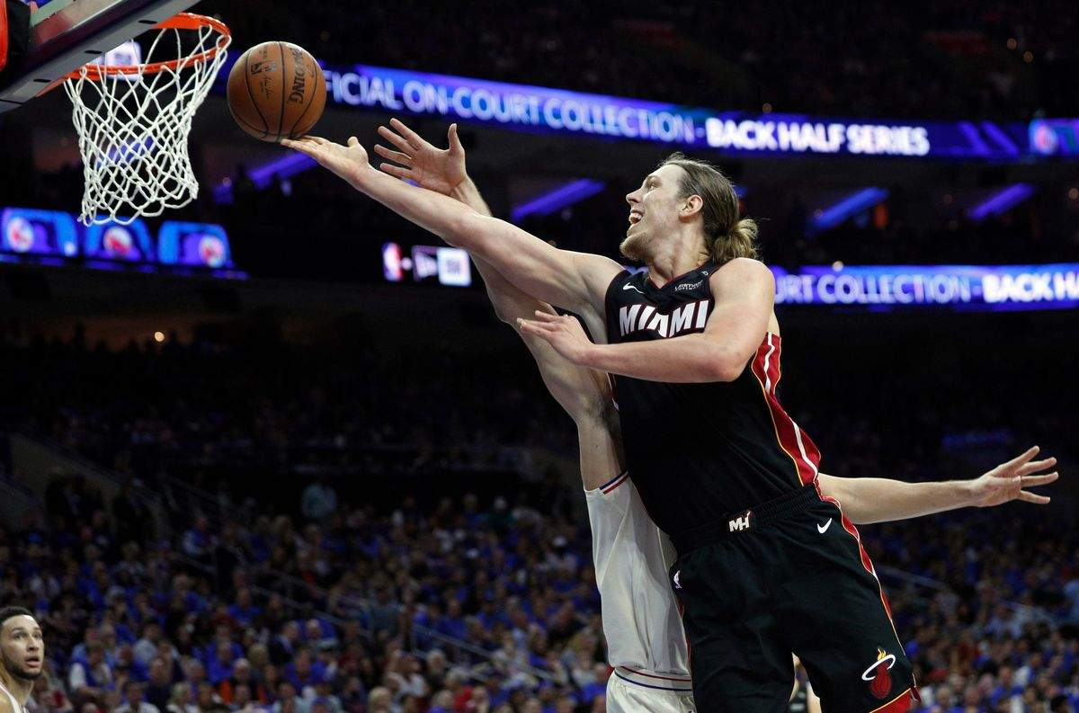 Without Joel Embiid 76ers Roll Past Heat In Playoff Opener The Spokesman Review