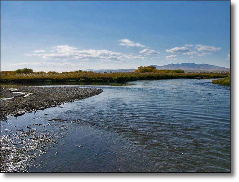 Beaverhead River. (Courtesy)