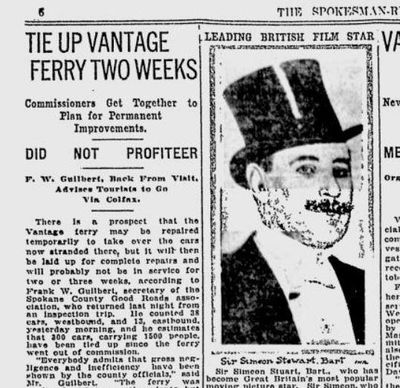 The Vantage ferry was probably going to be out of service for at least another two weeks, causing an even longer wait for cars stranded at the Columbia River crossing, The Spokesman-Review reported on Aug. 18, 2019. (Spokesman-Review archives)