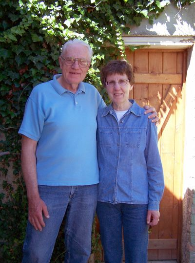 Longtime Spokane resident Terry Corrigan, pictured with his wife, Ann, died Saturday.