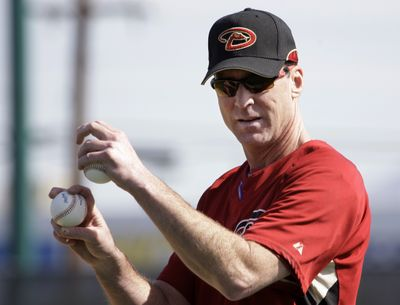 Bob Melvin was the 2007 N.L. Manager of the Year.  (Associated Press / The Spokesman-Review)