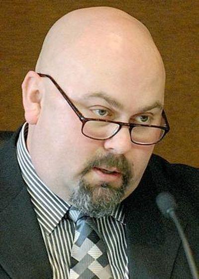 Asotin County Judge Scott D. Gallina faces six felony sexual misconduct charges. (Lewiston Tribune)