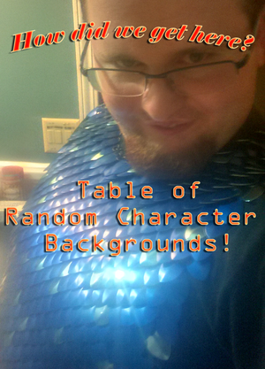 Random Character Backgrounds (Andrew Smith)