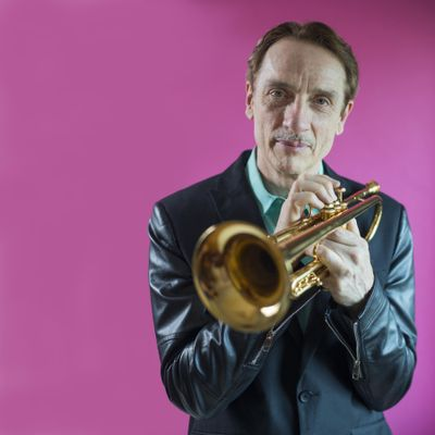 Montana native Allen Vizzutti said one of the difficulties in learning and performing Henri Tomasi's trumpet concerto is the many mute changes in the music. (Courtesy)