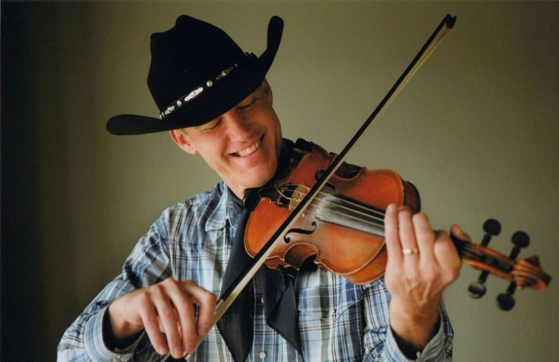 Tony Ludiker has won five national fiddle championships, played with the Coeur d'Alene Symphony and trained many local musicians.