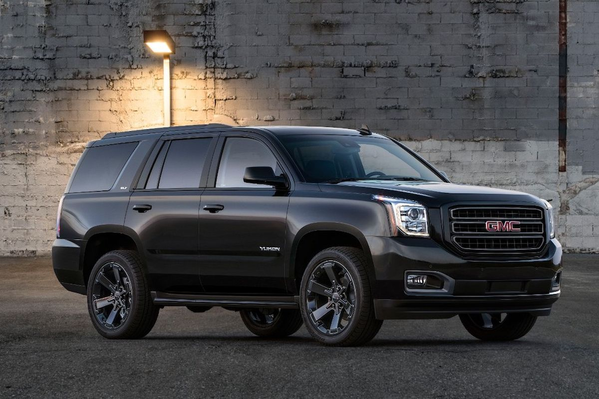 2019 Gmc Yukon Xl Jumbo Suv Ready To Do The Heavy Lifting The Spokesman Review