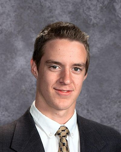Ethan Hanson is the notable graduate from Classical Christian Academy. (COURTESY CLASSICAL CHRISTIAN ACADEMY)