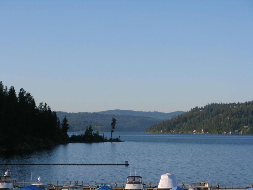 Idaho's legislative District 4 is located in the lakeside city of Coeur d'Alene in Kootenai County (Betsy Z. Russell)