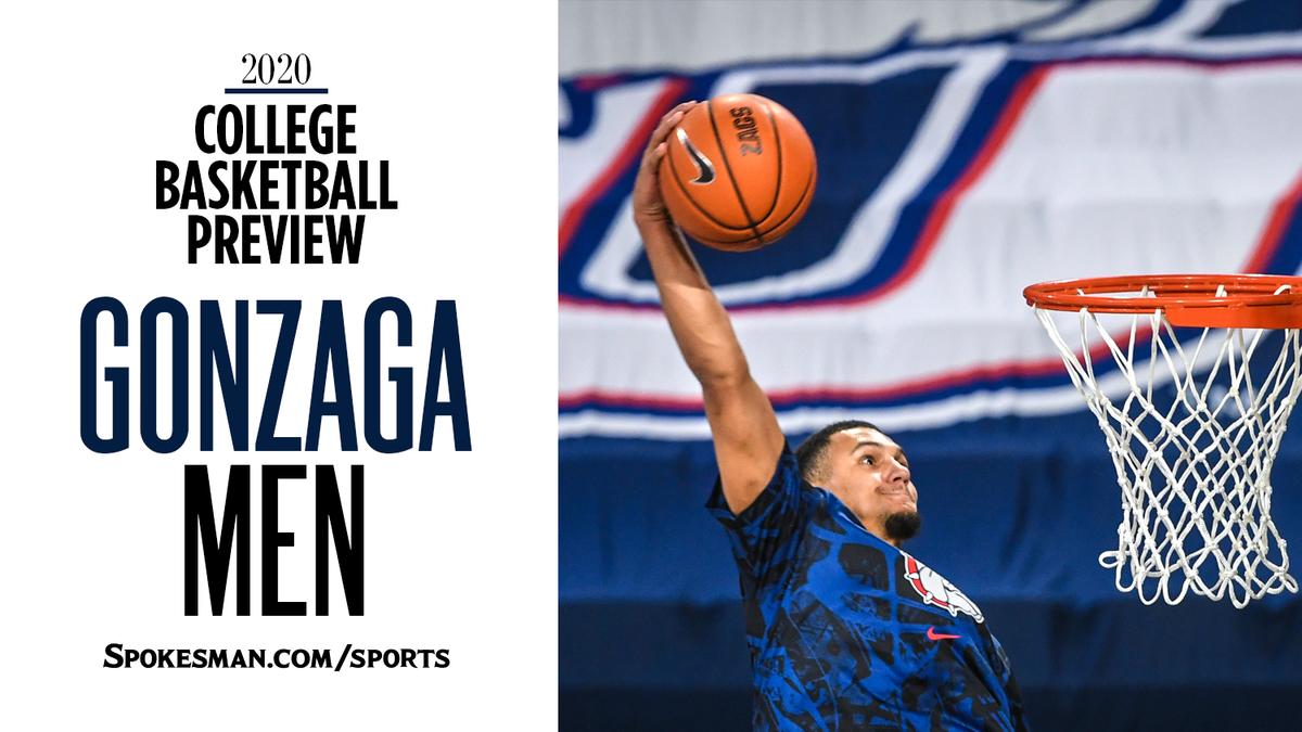 Gonzaga men: Numbers game adds up for top-ranked Bulldogs ...Gonzaga Basketball