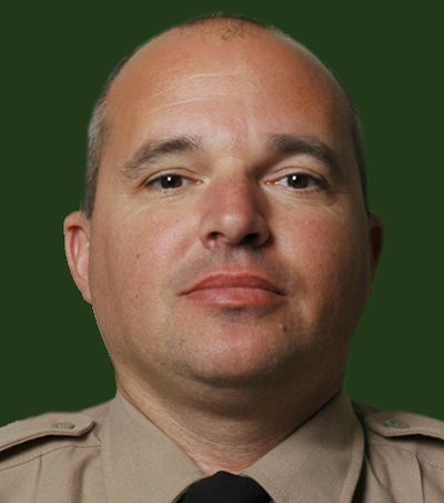 Deputy Brian Hirzel (Courtesy of Spokane Valley Police Department)