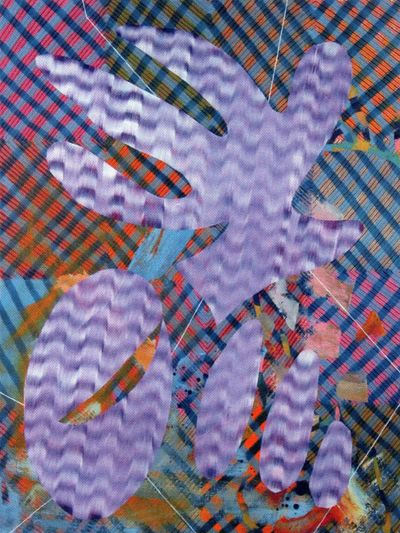 Todd Kelly's abstract paintings will be on display at SFCC.
