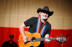 Willie Nelson (Associated Press / The Spokesman-Review)