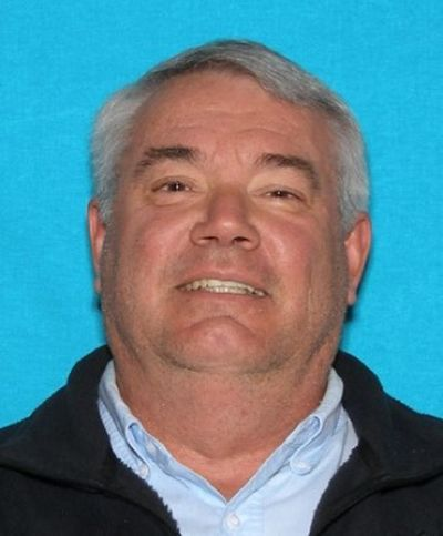 """This undated file photo provided by the Canyon County Sheriff's office shows suspect Gerald """"Mike"""" Bullinger, formerly of Ogden, Utah, who is considered a person of interest in the murder of three women discovered in June 2017, at a rural farmhouse in Caldwell, Idaho. (Canyon County Sheriff / Associated Press)"""