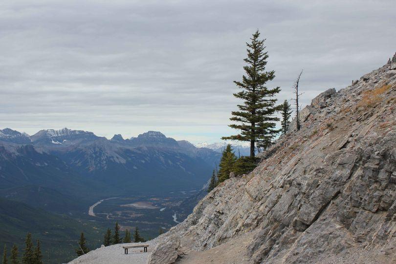 View from Sulfur Mountain overlooking Banff, Alberta. (Cheryl-Anne Millsap / Photo by Cheryl-Anne Millsap)