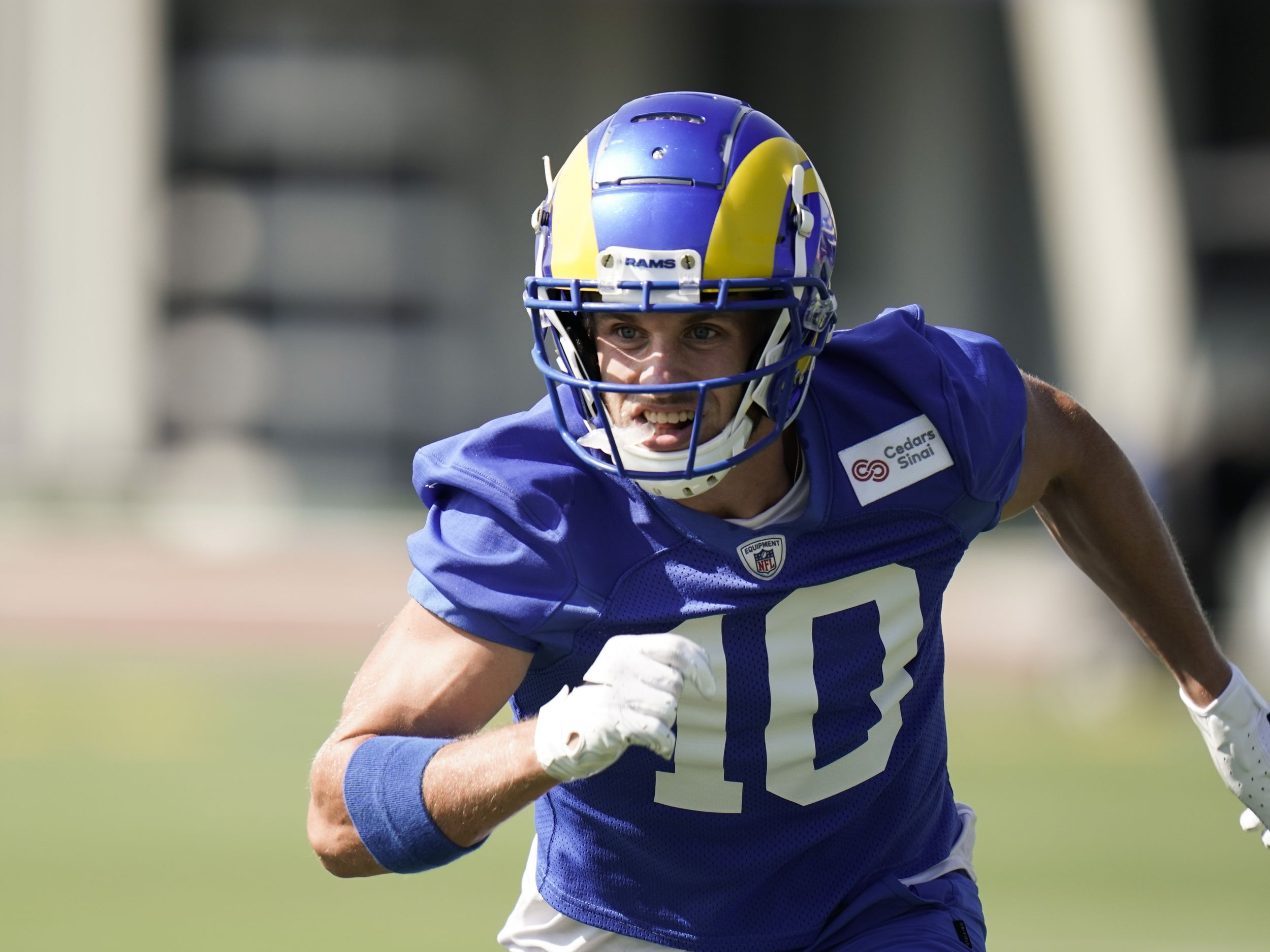 Former Ewu Wr Cooper Kupp Reaches 3 Year Extension With La Rams The Spokesman Review