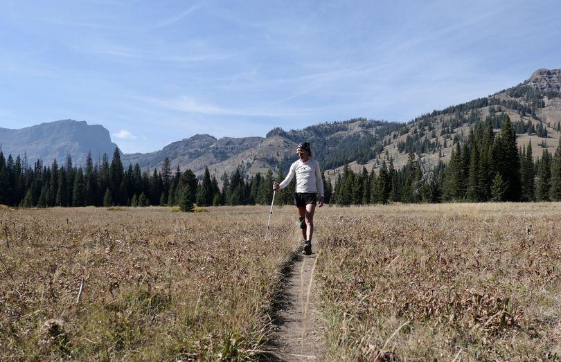 A high meadow off of Pebble Creek near Yellowstone's Lamar Valley. (John Nelson)