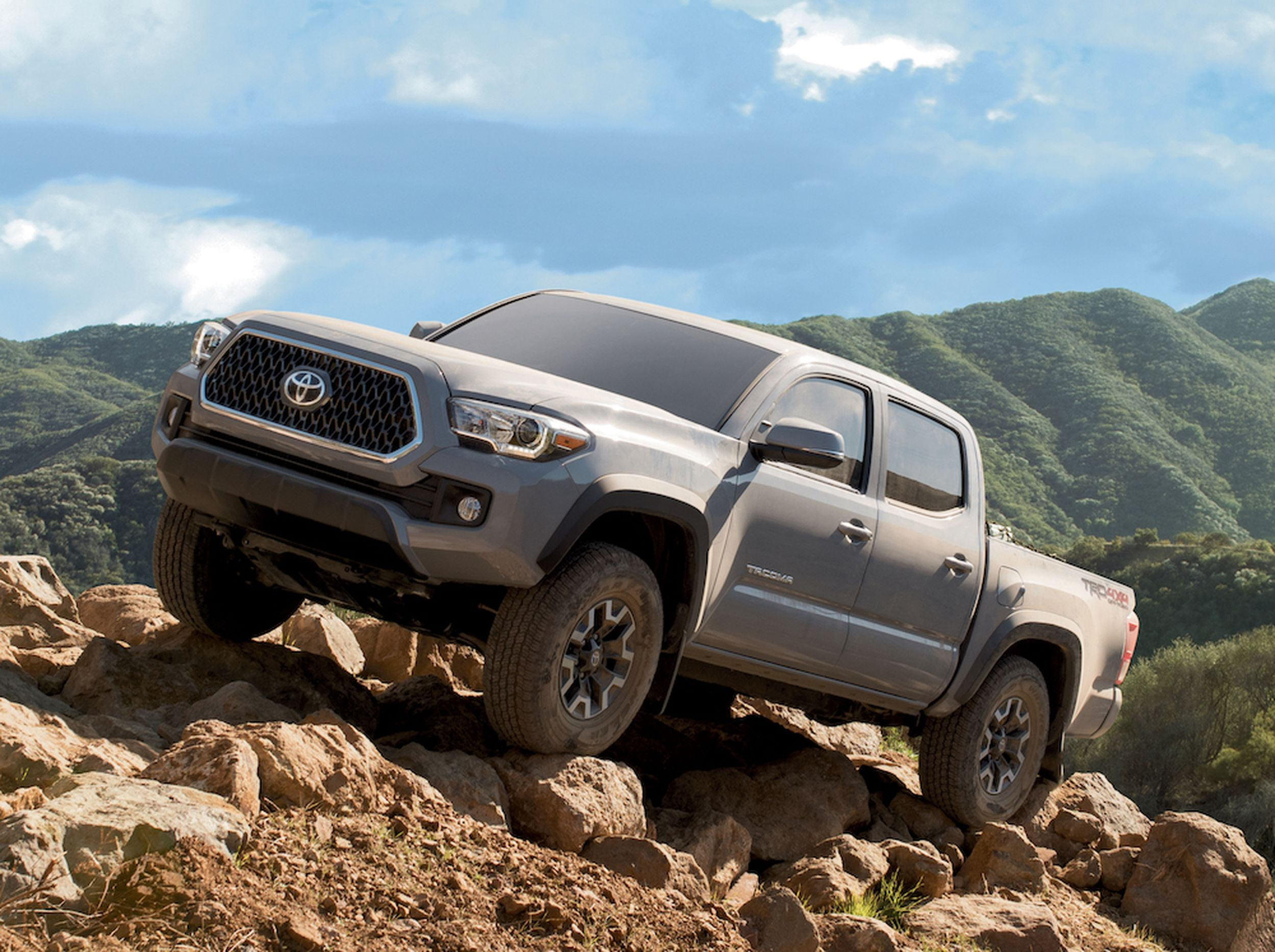 2019 Toyota Tacoma Imposes Trade Offs For Its Extraordinary Capabilities The Spokesman Review