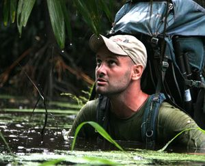 """Ed Stafford, author of """"Walking the Amazon: 860 Days. The Impossible Task. The Incredible Journey."""" (Courtesy photo)"""