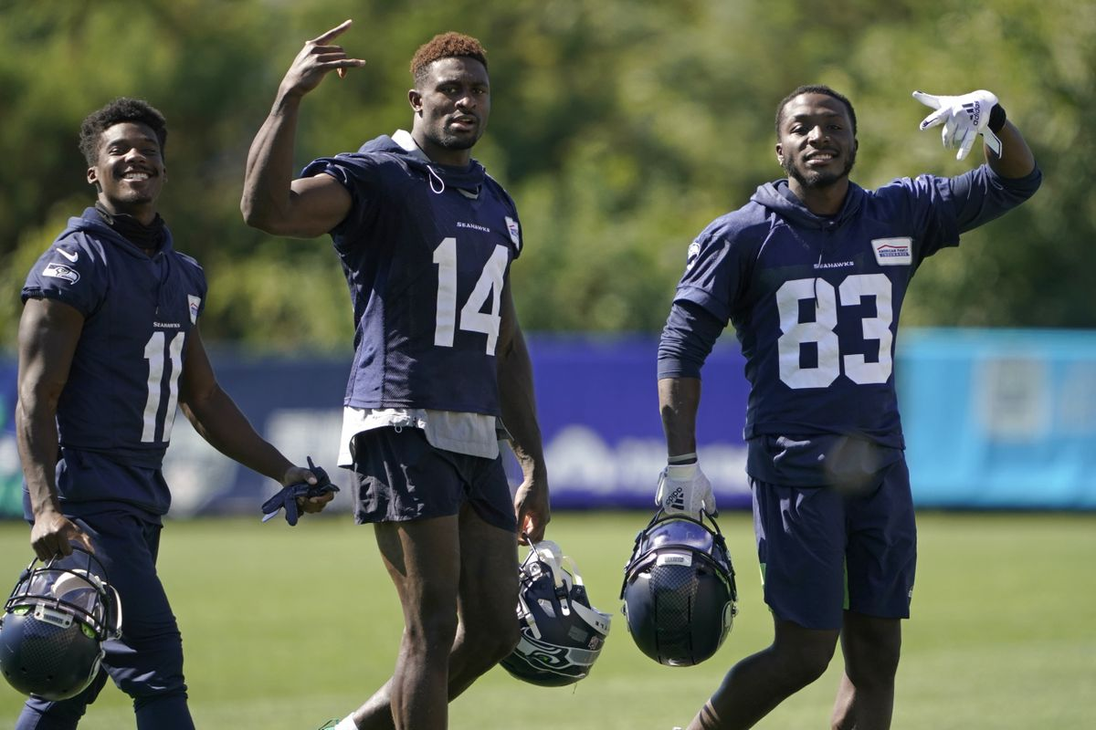 Dk Metcalf Poised For Breakout Second Season With Seahawks The Spokesman Review