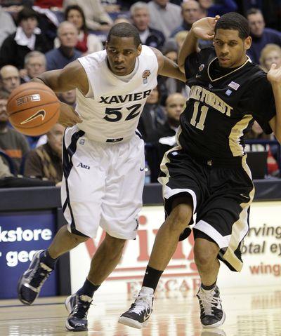 Xavier guard Terrell