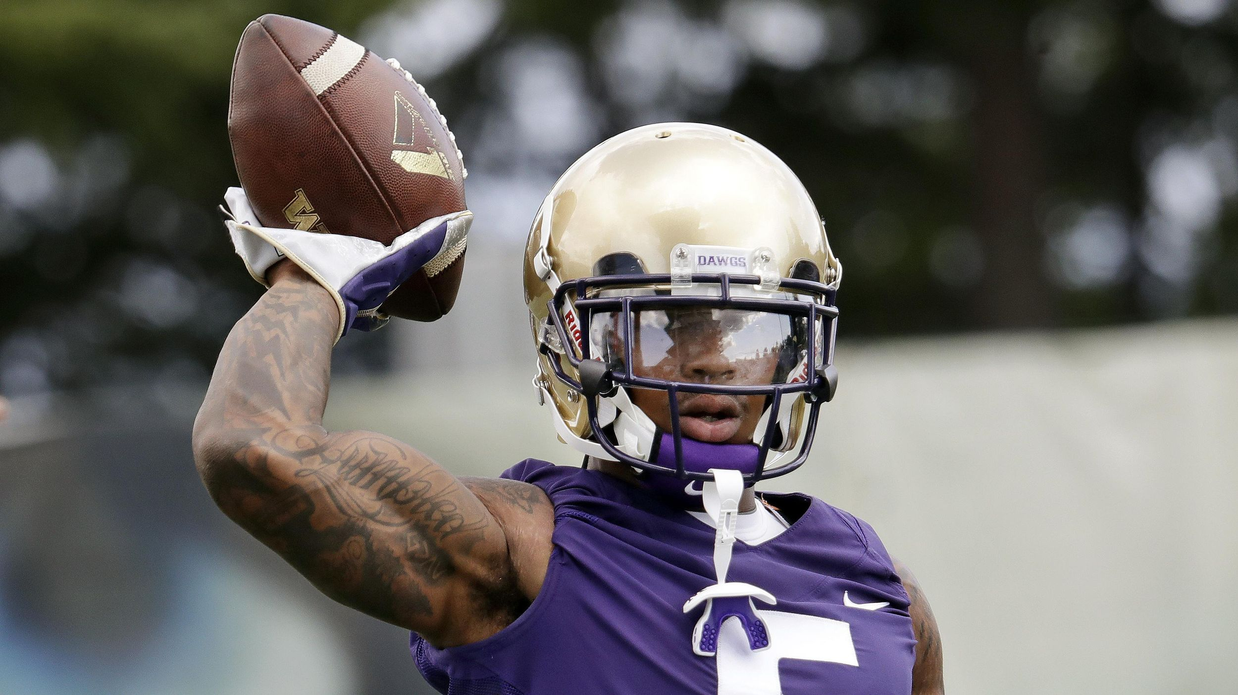 Washington Huskies WR Chico McClatcher is back. But can he be ...