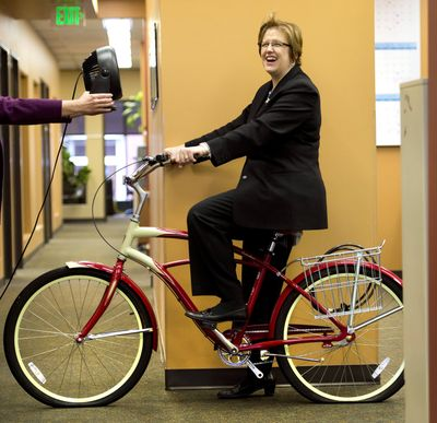 Cheryl Kilday is president and chief operating officer of Visit Spokane. (Dan Pelle)