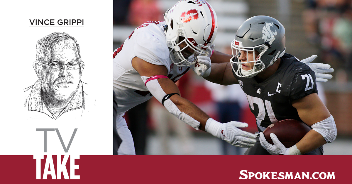 TV take: ESPNU broadcast does well to critique Washington State's 'phantom' pass interference call against Stanford
