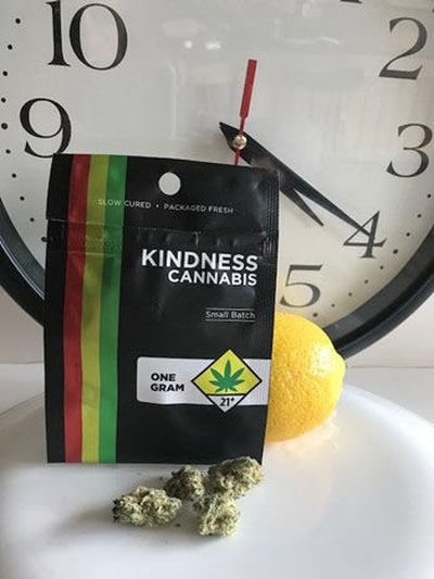 Lemon Time  (Rick Misterly/For EVERCANNABIS)