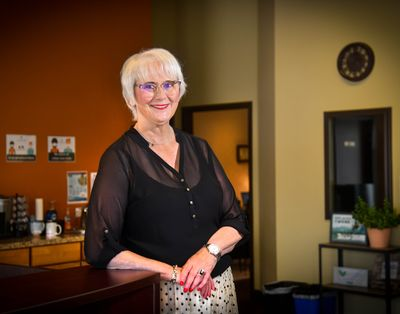 As companies are contemplating new workplace practices brought forth by COVID to allow employees flexible schedules, CEO Lee Williams, of Community-Minded Enterprises, a Spokane-based nonprofit is bucking the trend by implementing a 32-hour workweek.  (DAN PELLE/THE SPOKESMAN-REVIEW)