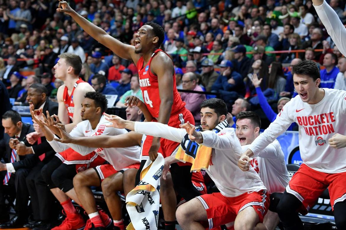 Gonzaga-OSU postgame interview: Ohio State coach Chris Holtmann and players